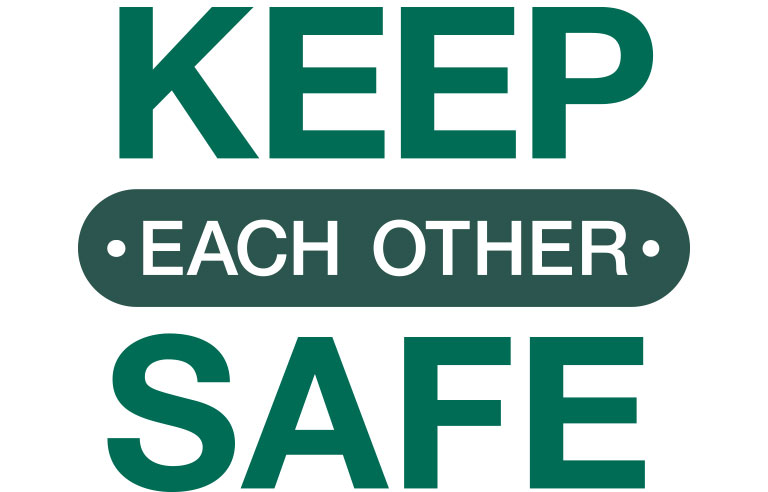 keep each other safe